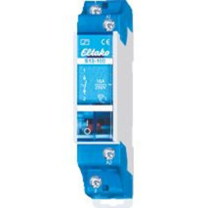 Eltako Elektromechanische Impulsschakelaar 1NO 24VAC