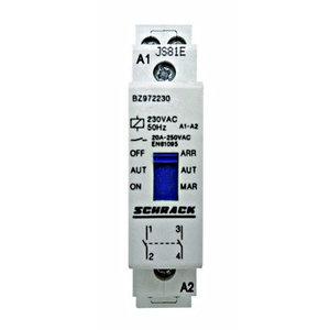 Schrack Voorkeuzecontactor 20A 2NO 230VAC
