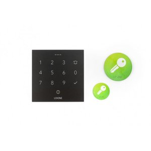 Loxone NFC Code Touch Air Anthraciet - Gen1 - Ref. 100305