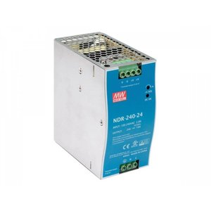 Meanwell Voeding 220V/24V DC 240W 10A