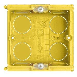 Bticino inbouwdoos 2 modules 502E