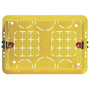 Bticino inbouwdoos 3 modules voor metselwerk 503E