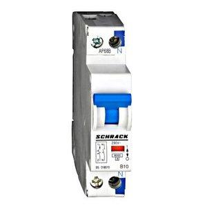 Schrack Automaat compact 2P - 6A - 6kA - curve C