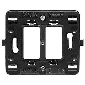 Bticino Houder 2 modules Magic serie (schroefbevestiging!)