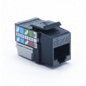 Simon RJ45 Cat6 UTP conector