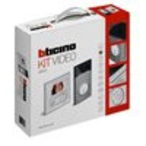 Bticino Videokit kleur Linea 3000 + Classe 100 V12E 363411