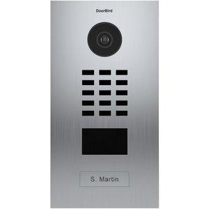 DoorBird  Videofoon met internet verbinding D2101V2A