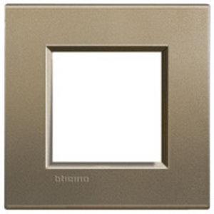 Bticino Afdekplaat enkelvoudig LivingLight Square