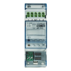 Bticino Interface 1-1V voor ballast - 2 modules DIN