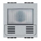 Bticino Bewegingsdetector Zilver Green Switch