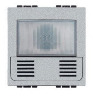 Bticino Bewegingsdetector Zilver Green Switch NT4658N
