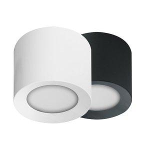 Loxone LED Opbouwspot RGBW PWM Antracite - 100278
