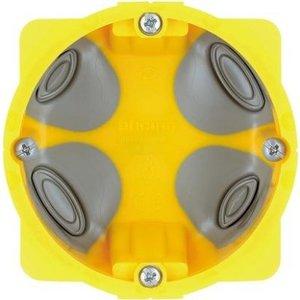 Bticino inbouwdoos 2 modules voor holle wand PB502N