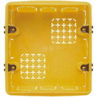Bticino Inbouwdoos voor 2x3 modules   506E