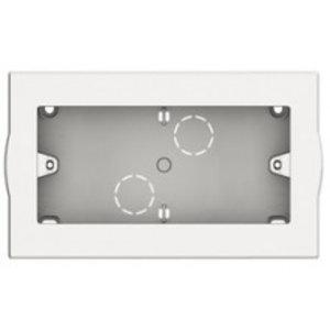 Bticino LivingLight - Opbouwdoos 4 modules wit 504BI