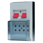 GE Vynkier Schakelkast met handgreep 2x2P 16A - 610010