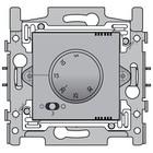 Niko Thermostaat elektronisch , verwarming of airco, sterling   121-88000