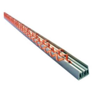 ABB Vynckier 4-polige kamgeleider Unibis - 55 x 2P - 10mm² - lengte 1m