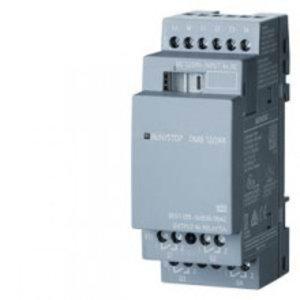 Siemens LOGO DM8 12/24R uitbreidingsmodule 12/24VDC