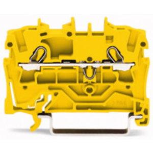 Wago 2-draads rijgklem; voor Ex e-toepassingen geschikt; Doorsnede[mm²]: 0, 2002-1206