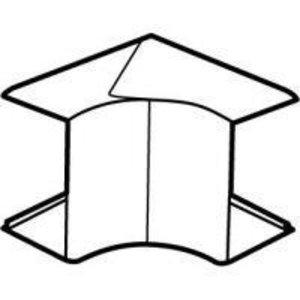 Legrand Binnenhoek 50x80mm DLP zwart - 075760