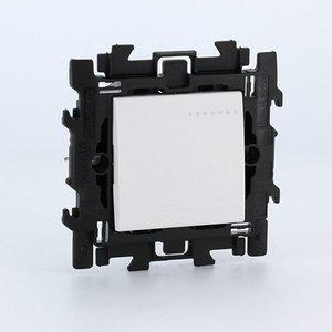 Bticino Kruisschakelaar Set  -  Living Light met spanklem  - N4004S