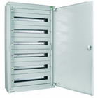 Eaton Metalen kast 7 rijen 168 modules HxBxD: 1260x600x262
