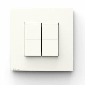 Niko Philips Hue Dimschakelaar  Intens White- 120-91004
