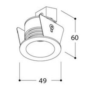 TAL Lighting Mini Helax 400 Think Small spot Led  wit - 178930