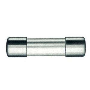 Glaszekering Traag voor railkem  0.5A  Per stuk