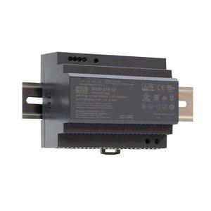 Meanwell Voeding Ultra slim DIN rail 220V/12VDC 11.3A 150W - HDR-150-12