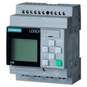 Siemens LOGO! 230RCE, logicamodule 115 V/AC, 115 V/DC, 230 V/AC, 230 V/DC