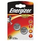 Energizer Batterij Lithium - 3V CR2450, blister 2 stuks