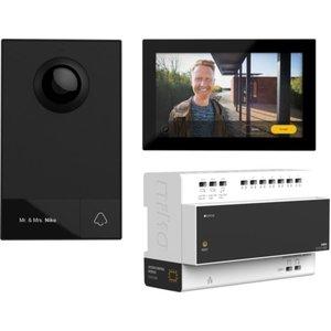 Niko Videokit, met controller, buiten- en binnenpost,  1 beldrukknop 510-01501