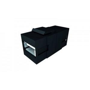 Bachmann 1 Module USB A/A 3.0 A/A Zwart - 917.120