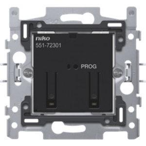 Niko Geconnecteerde motorbediening, 2 x 3 A, 60 x 71 mm - 551-72301