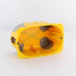 Bticino inbouwdoos 3 modules voor holle wand PB503N
