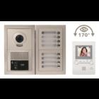 Aiphone Videopack 9 appartementen