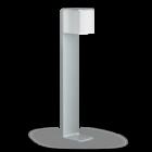 Steinel Staande sensor lamp CUBO Zilver GL 80 LED iHF
