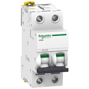 Schneider Automaat iC60N 2P 16A D- A9F75216