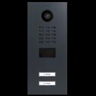 DoorBird DoorBird Videofoon Wifi  Antraciet inbouw D2102V
