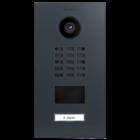 DoorBird DoorBird Videofoon Wifi  Antraciet inbouw D2101V