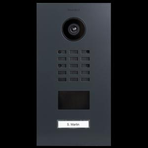 DoorBird Videofoon Wifi  Antraciet inbouw D2101V