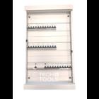 Vynckier Voorbedrade zekeringkast 54 module 3-fase + N 400V  63A