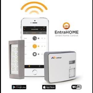 Entrya EntraHome Kit met Cifero codeklavier - 104766