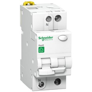 Schneider Diff.-automaat 1P+N Stroomsterkte=25A Gevoeligheid=30 mA Type A