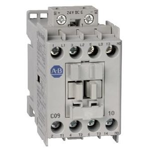 Allen Bradley Contactor 5.5kW / 400V, 1 NO, stuurspanning 230 V 50/60 Hz - 100-C12KF10