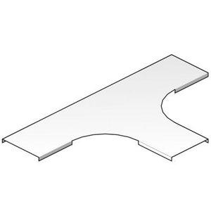 VERGOKAN  Deksel voor T-stuk H = 10 B = 81mm -  VER_DT075