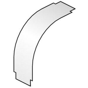 VERGOKAN Deksel voor valbocht 90° B = 75 - DVB90.60.075