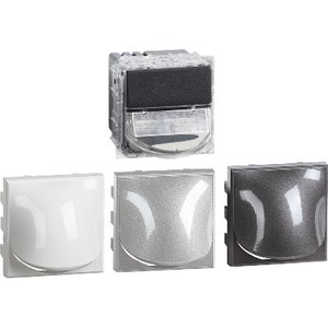 Bticino LED spot voor trap - 2,2W 2 modules LN4361